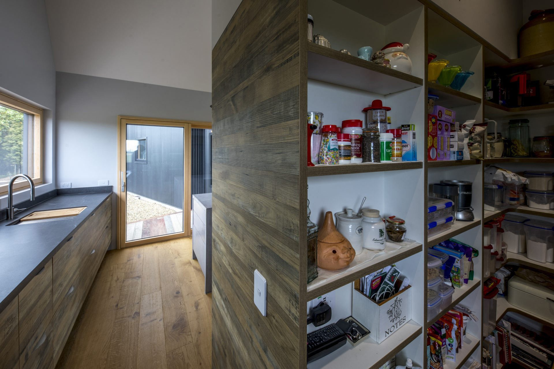 Terra Vista pantry